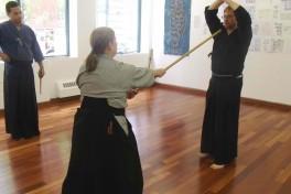 Jodo (Stick Fighting) Photo