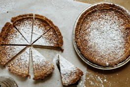 Bake the Book Series: Crack Pie & Birthday Truffles Photo