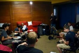 Teen Jazz Improv Workshop Photo
