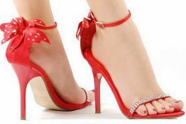 High Heels for the Flats Girl Photo