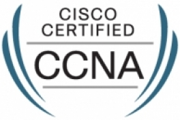 CCNA Certified Network Associate Certification Photo