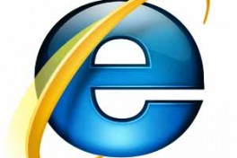 Microsoft Internet Explorer 8 Introduction Photo