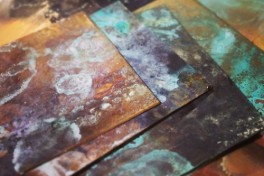 Patinas for Jewelry Photo