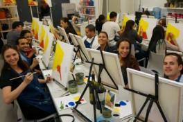 Painting Workshop Photo