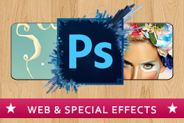 Advanced Photoshop for Web Design & Special Effects Photo