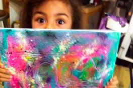 Kids Summer 2014 Art Camp - (Full Day) Photo
