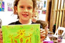 Kids Summer 2014 Art Camp - (Half Day) Photo