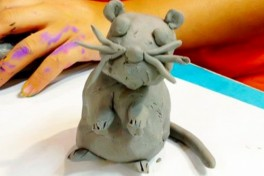Introduction to Sculpture for Kids Photo