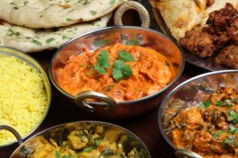 Delicious Indian Feast - Learn to cook from Mukti Photo