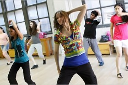 Bollywood Funk Dance - Advanced Beginner Photo