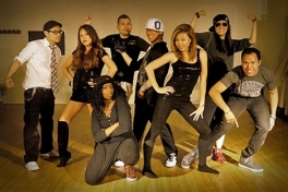Hip Hop Choreography Photo