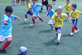 Soccer Classes in Brooklyn (Ages 5 - 7) Photo