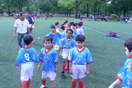 Soccer Classes in Brooklyn (Ages 3-5) Photo