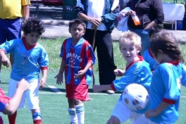 Soccer Classes in Brooklyn (Ages 8 & Up) Photo