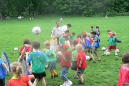 Soccer Classes in Brooklyn (Ages 3-4) Photo