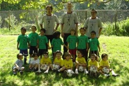 Soccer Classes in Manhattan (Ages 5-7) Photo