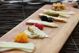 Cheese Plate Essentials Photo