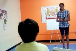 Teen Leadership Workshop Photo
