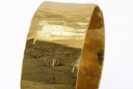 Hammered Cuffs & Bangles Workshop Photo