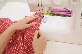 Sewing Machine Basics & Operation Workshop Photo