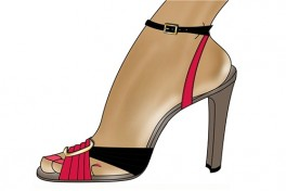 Photoshop and Illustrator for Footwear Design Photo