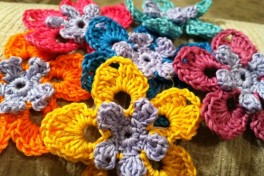 Granny Squares Crochet Class with Lesia Photo
