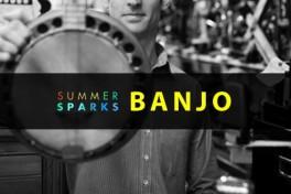 Summer Sparks: Banjo For Beginners Photo