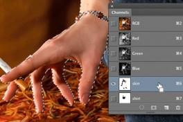 Adobe Photoshop CC: Advanced Retouching Photo