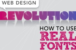How to Use Real Fonts on the Web (2 Hour Seminar) Photo