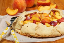 Thanksgiving Pies & Galettes: Apples, Pumpkin & Pecan Photo