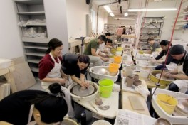 Wheel Pottery Classes Photo