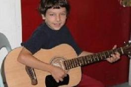 Rock Guitar Class for Kids Level 1 Photo