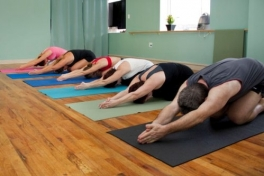 Hot Yoga Photo