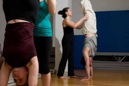 Handstand Class for Adults Photo