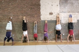 Tumbling for Adults Photo