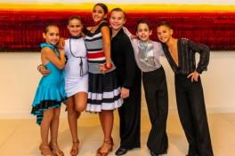 Bronze Junior Latin Photo
