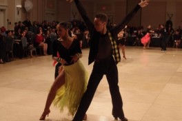 Silver Junior Latin Dancesport Photo