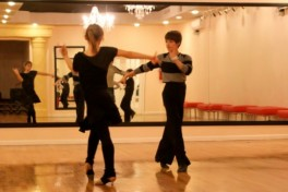 Beginner Latin Dancesport (Ages 7 & up) Photo