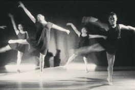 Intermediate Lyrical Jazz Class Photo