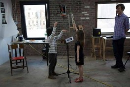 NY Theremin Society - Kid's Theremin Workshop Photo