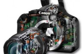 Hack your Canon SLR Photo