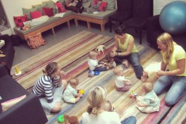 Facilitated New Moms Group  Photo