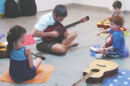 Group Guitar Photo