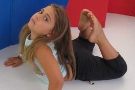 Peanut Yoga Photo
