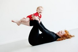 Baby Dance & Play ages (6-18 months) with caregiver Photo
