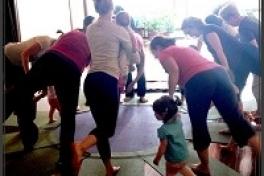 Toddler Yoga Photo