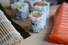 Introduction to Sushi-Making Photo