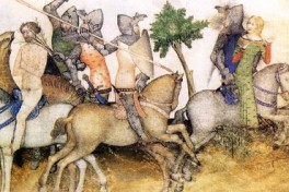 A Quick and Dirty Introduction to the Canterbury Tales Photo