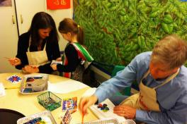 Saturday Parent/Child Monthly Workshops Photo