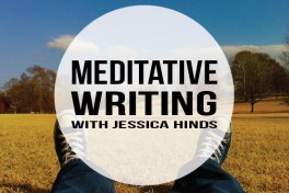 Meditative Writing Photo